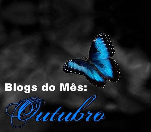Blogs do Mês - Outubro