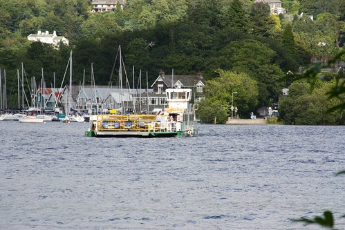 Ferry from Bowness on Windermere