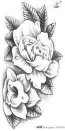Tatuajes Negro Blanco Muestras Tatuajes Negro Blanco Proveedores De
