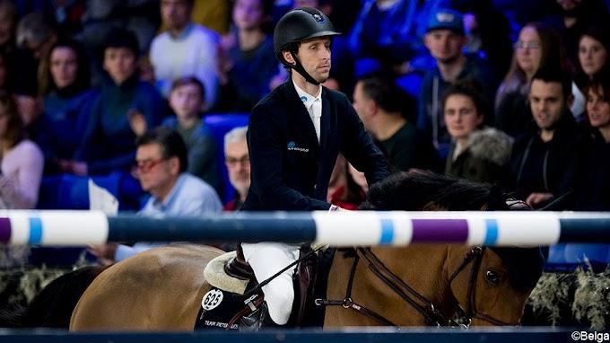 """Pieter Devos zwaait met een video het paard uit dat """"zijn leven veranderde"""""""