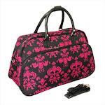 "All-Seasons 21"" Travel Duffel Color: Pink"