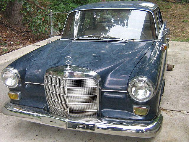 1965 Mercedes 190D For Sale Woodbridge, Virginia