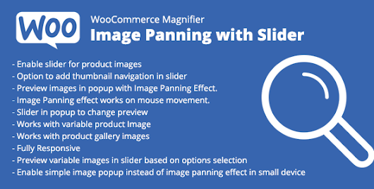 Download WooCommerce Magnifier – Image Panning with Slider nulled | OXO-NULLED