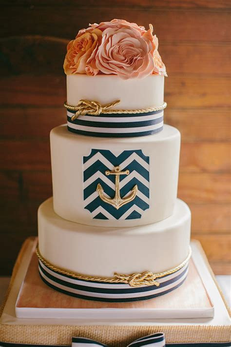 Bridal Guide   How to Plan a Nautical Themed Wedding