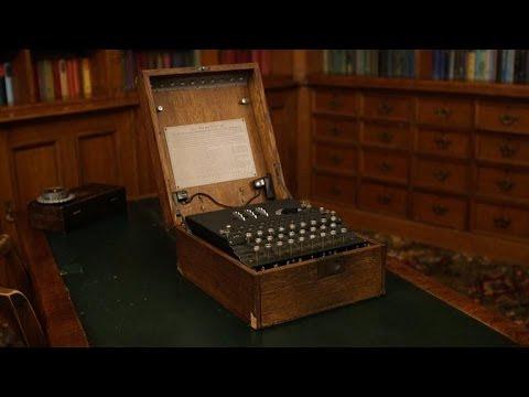 Video Cara Kerja Mesin Enigma Nazi