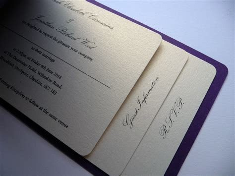 Red & Black Damask themed Cheque Book Wedding Invitation