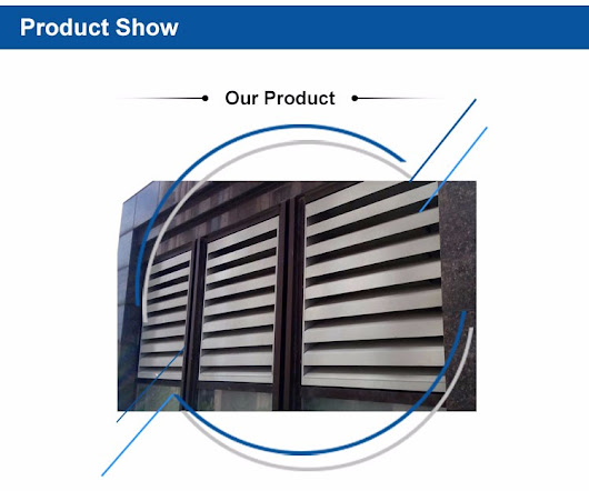 High Quality Exterior Installation Windproof Aluminium Shutters - Buy Windproof Aluminium Shutters,Exterior Installation Aluminium Shutters,High Quality Aluminium Shutters Product on Alibaba.com