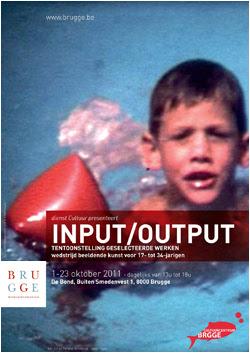 Input Output 2011