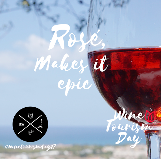 Cyprus Wine, make it Epic with Rosé - Ezousa Wines