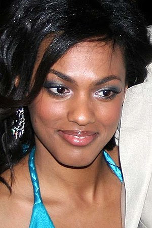 Actress Freema Agyeman at the launch of Series 3
