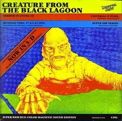 Creature from the Black Lagoon super 8