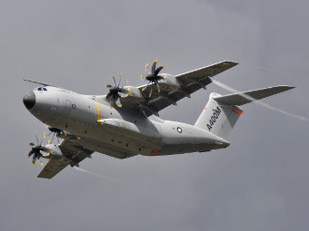 A400M. Фото с сайта a400m.com