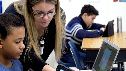 Turning Special Ed on Its Head: Tech Tools Help Struggling Students Succeed