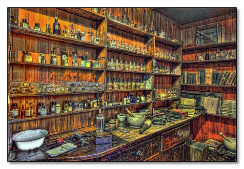 Dr Bainbridge's Dispensary