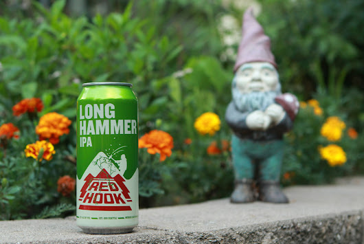 Long Hammer IPA Summer Beer from Red Hook | Summer Brew Review