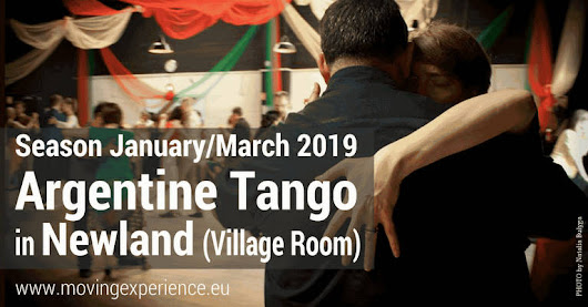 Argentine Tango in Newland - January/March 2019 • Moving Experience