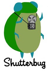 Shutterbug shirt design