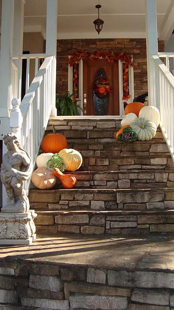 60 Pretty Autumn Porch DéCor Ideas– Made-
