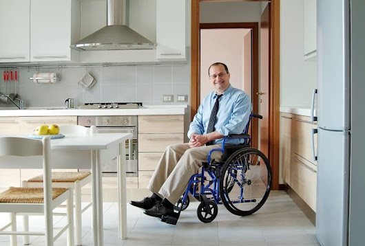 Home Accomodations for Persons with Disabilities