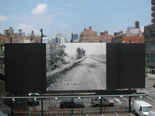 road on Highline
