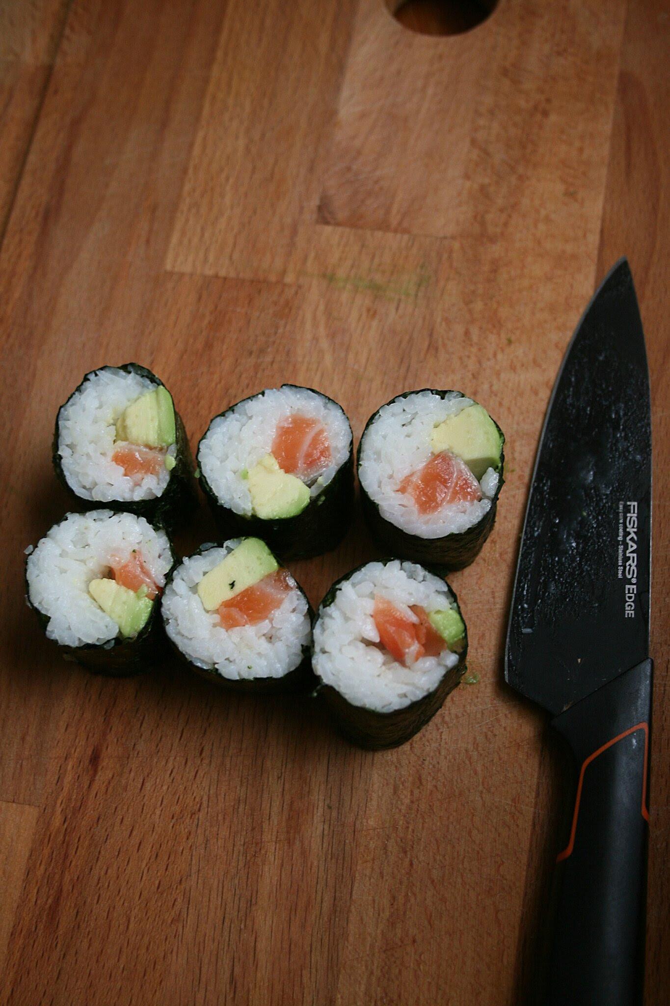 comment faire des sushis maison 6