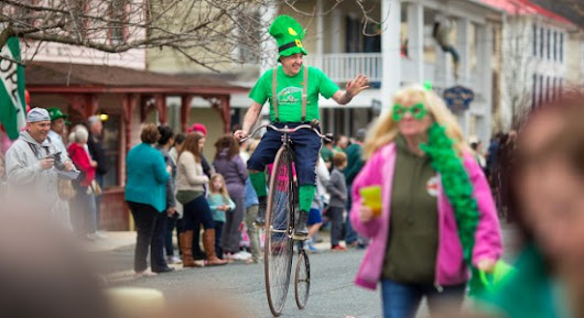 Chesapeake City's 2016 St. Patrick's Day Parade – Kevin Quinlan Photography