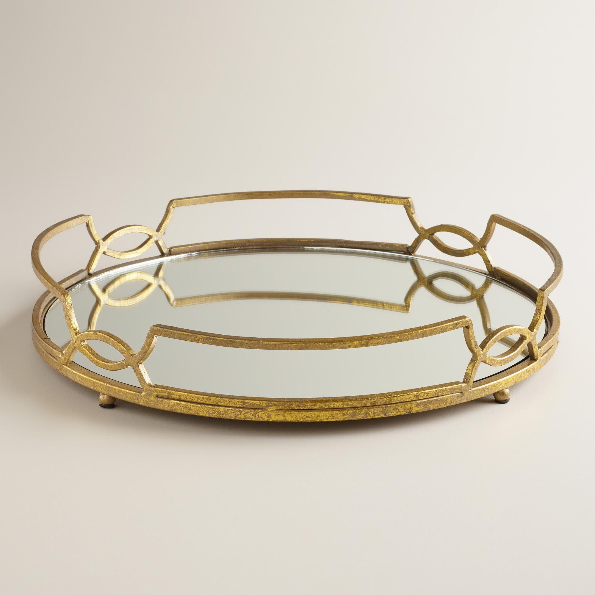Gold Coffee Table Tray | Coffee Table Design Ideas