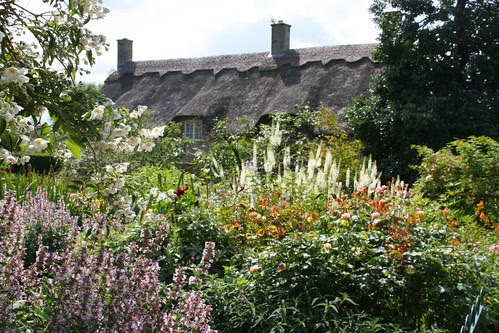 The Old Garden at Hidcote