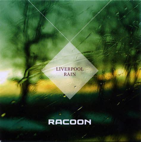 racoon liverpool rain  cardboard sleeve cd discogs