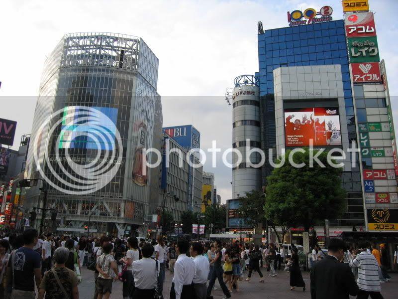 Benvinguts a Shibuya