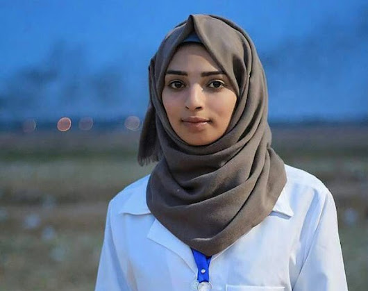 21-year-old volunteer paramedic killed by Israeli sniper fire
