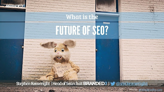 What is the future of SEO?