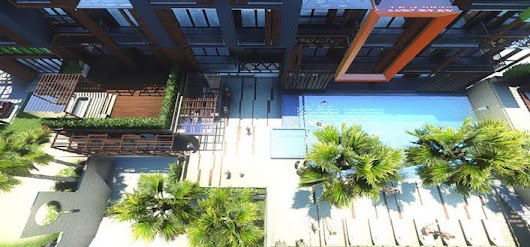 Modern Condos in Nai Harn for sale