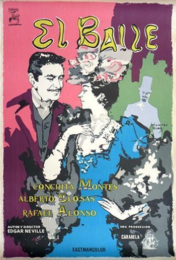 """Película """"El baile"""" dirigida por Edgar Neville"""