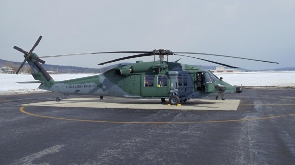 UH-60 Halcón Negro FAB