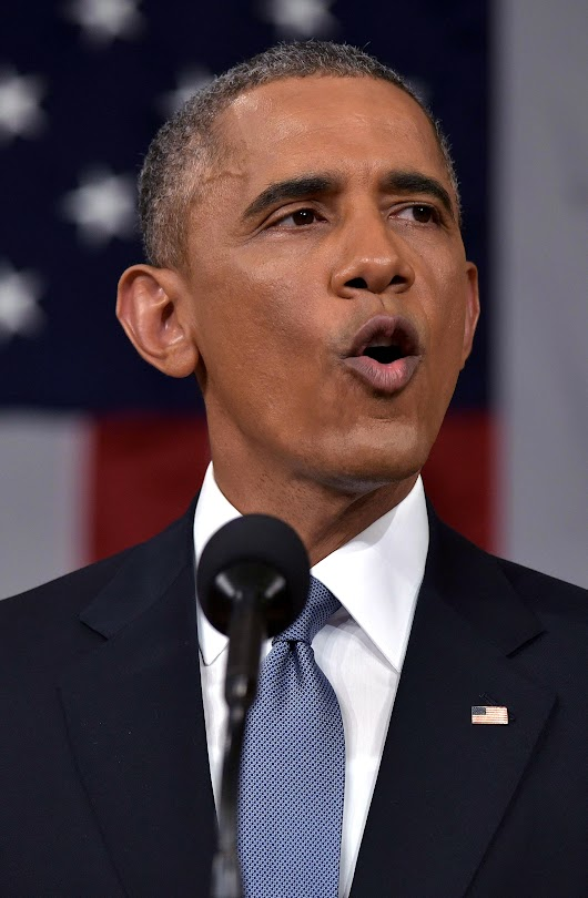 Obama calls for better cybersecurity in State of the Union