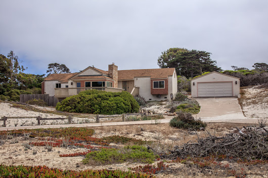 Pacific Grove Asilomar Area Home for Sale