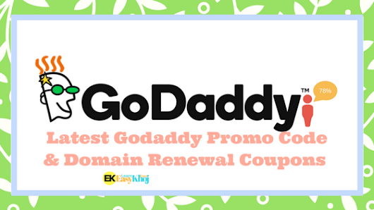 Godaddy Domain Renewal Coupon | 78% OFF Promo Code→[Sept Offers]