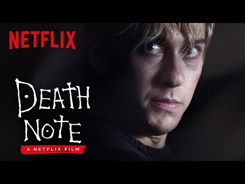 Anoten el teaser de Death Note de Neflix