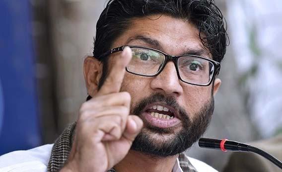 वडगाव विधायक jignesh Mevani का गुजरात की जनता के लिए संदेश