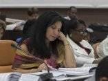 Estudian la candidatura al Comité Central. Foto: Ismael Francisco/ Cubadebate