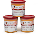 3ct Wisconsin Habanero Cheese Spreads 15 oz. each by Christmas Central