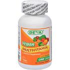Deva Nutrition Vegan Multivitamin & Mineral Supplement, Tablets - 90 count