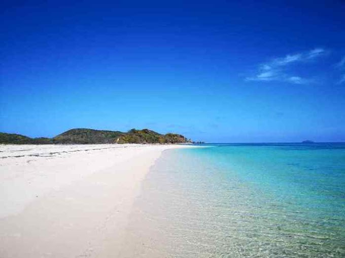 Palawan, Philippines voted 2020's World's Best Island