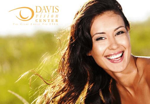 Davis Vision for lasik surgery ohsweetbasil.com