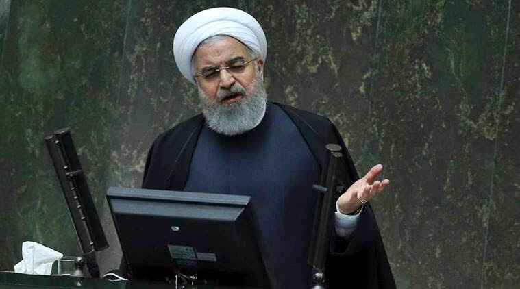 Rouhani criticises US 'unilateralism' over nuclear deal