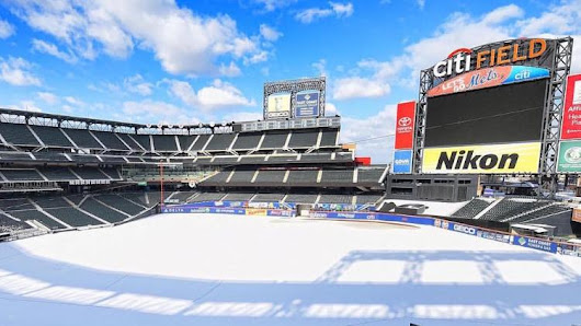 Rangers and Sabres likely to play Winter Classic at Citi Field