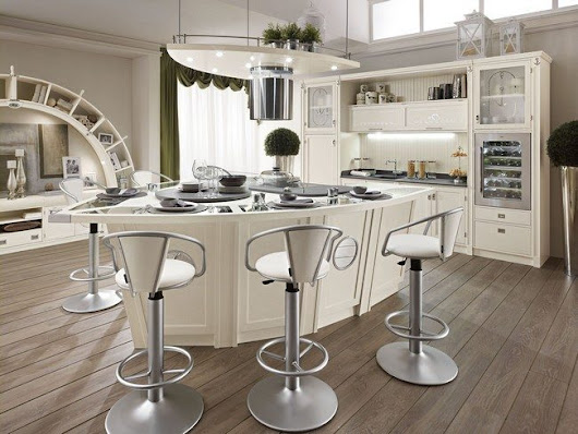 Unique Kitchen Cabinet Designs You Can Adopt Easily - Decor Around The World
