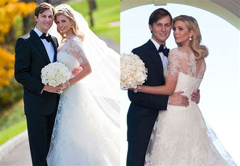 Ivanka Trump Wedding Dress   Vera Wang   PreOwned Wedding