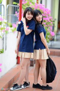 đồng phục học sinh đẹp nhất thế giới,